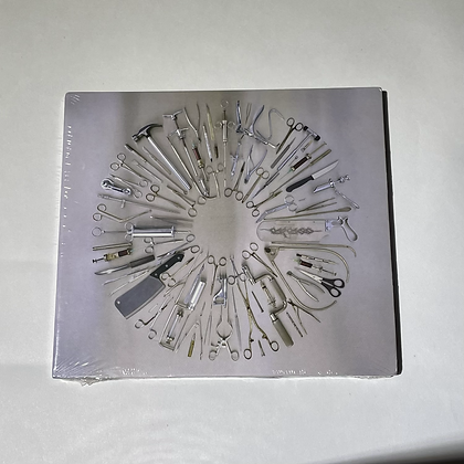 Cd ep Carcass Surgical Remission/ Surplus Steel