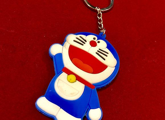 Llavero Doraemon goma