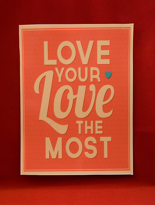 Love Your Love...
