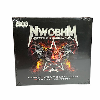 Cdx2 Compilation NWOBHM