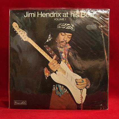 Vinilo Jimi Hendrix at his Best