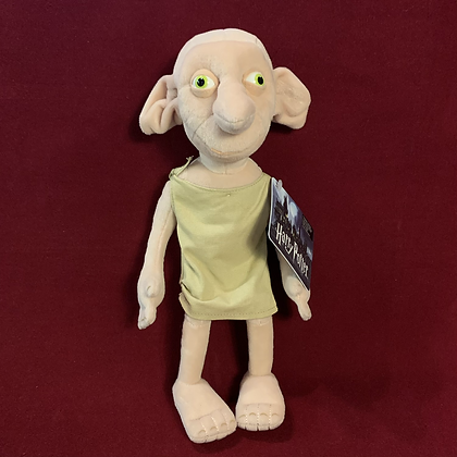 "Figura peluche Dobby 12 "" original"