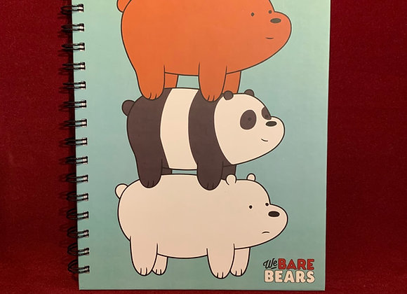 Cuaderno Osos asombrosos