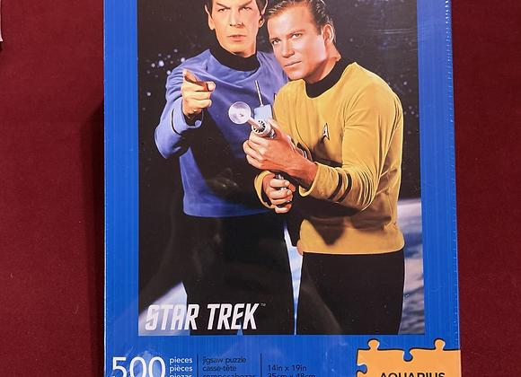 Rompecabezas Star Trek 500 pcs