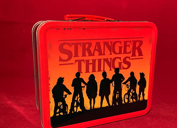 Lonchera Stranger things
