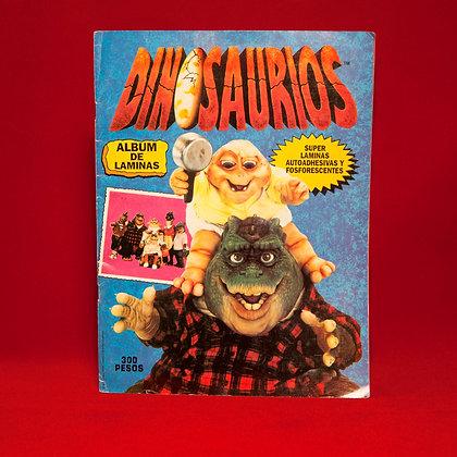 Album Dinosaurios