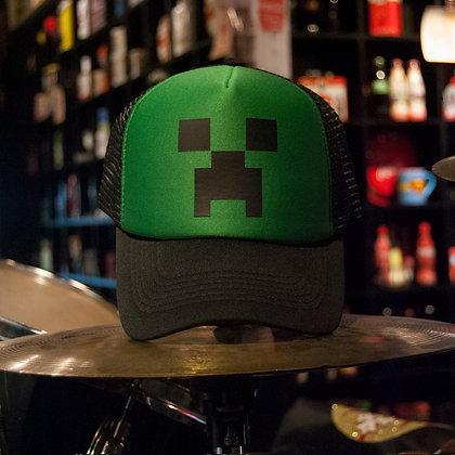Gorra Creeper (Minecraft)