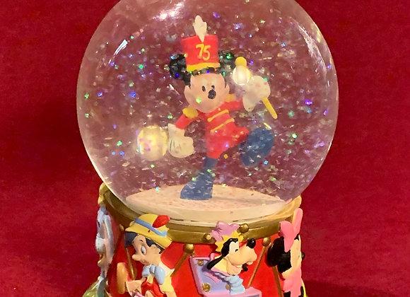 Globo cristal Mickey Mouse