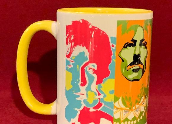 Mug The Beatles 15 onz