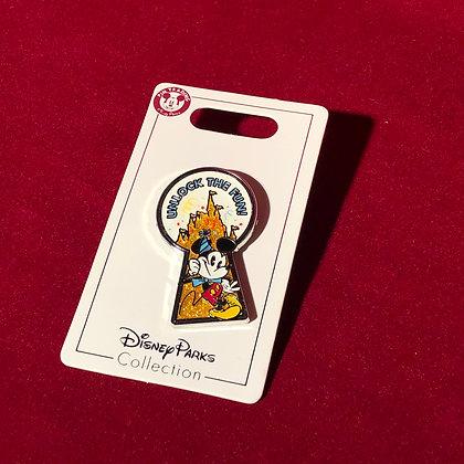 Pin Mickey Mouse (original)
