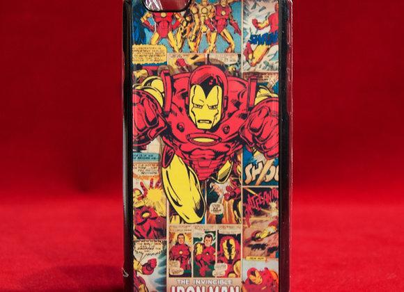 Carcasa Iron Man