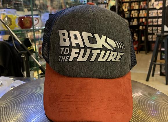 Gorra Back to the Future (volver al Futuro)