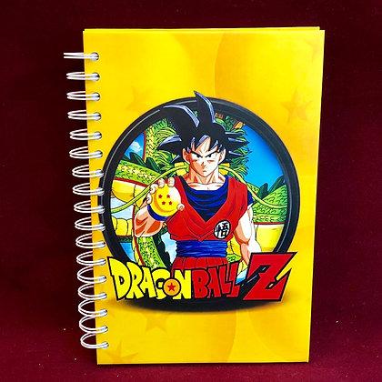 Cuaderno dragon Ball z
