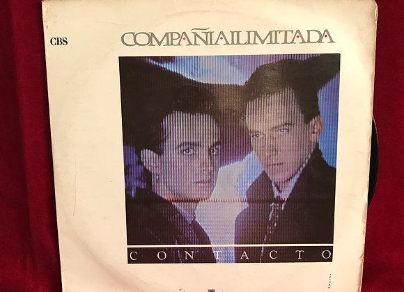 Vinilo Compañia Ilimitada Contacto