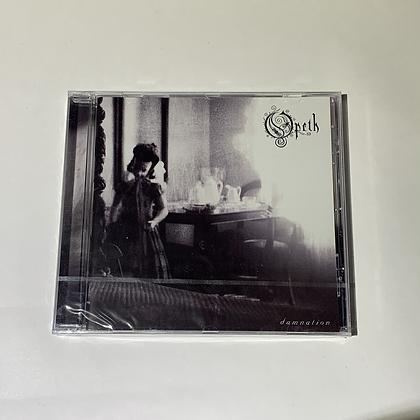 Cd Opeth Damnation
