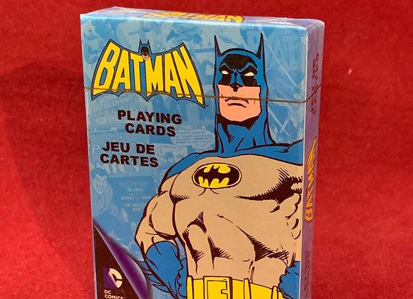 Set cartas Póker Batman DC