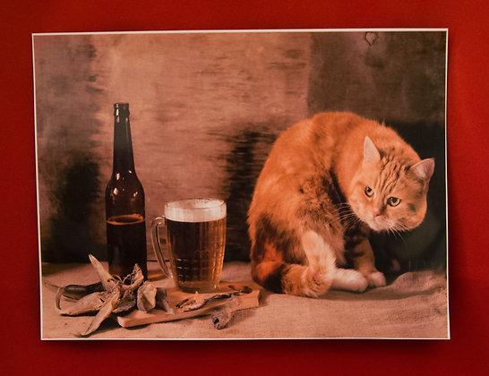 Gato Bodegón