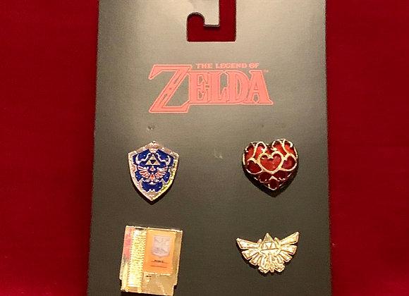Set pines Zelda x 4
