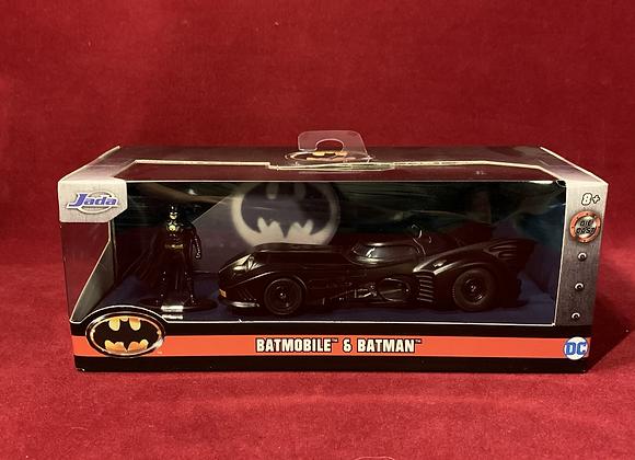 Batmobile 1989 escala 1.32