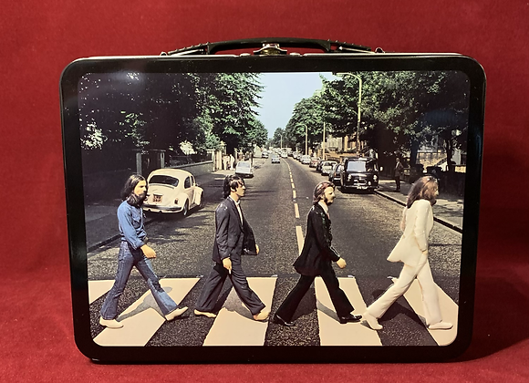 Lonchera metálica The Beatles