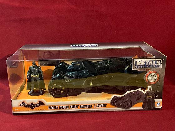 Batmobile Arkham  1:24 20cm