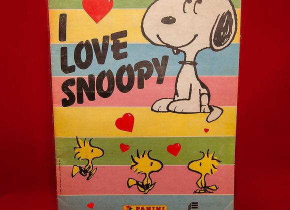 Album i Love Snoopy