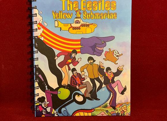 Cuaderno the Beatles