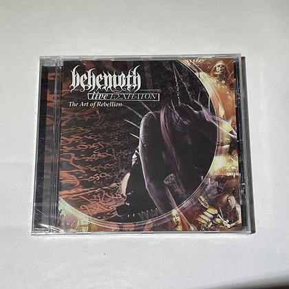 Cd Behemoth Live Eschaton