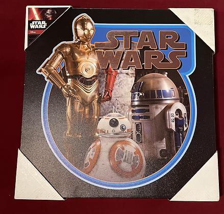Cuadro Star Wars oficial
