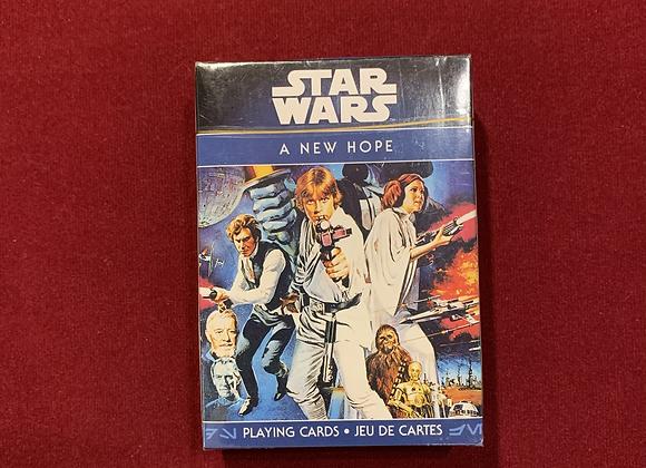 Juego de cartas Star Wars