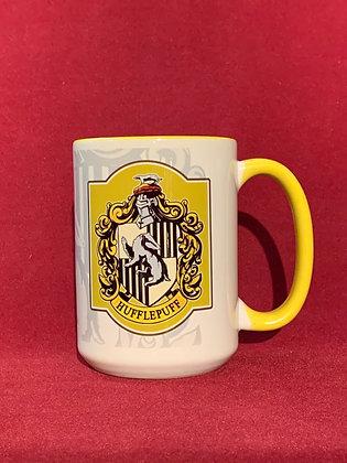 Mug Harry Potter (Hufflepuff)15 onz