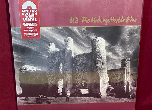 U2  the unforgettable fire (color)