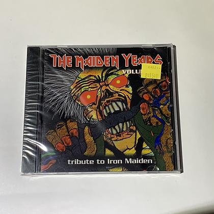 Cd Tribute to Iron Maiden Vol 1 (usado)