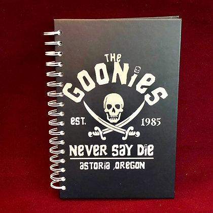 Cuaderno Goonies