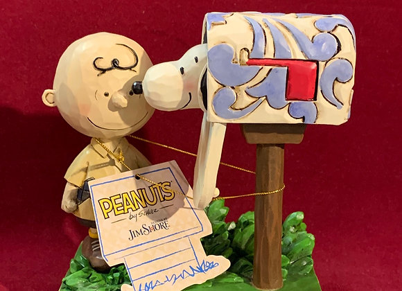 Figura peanuts (snoopy )