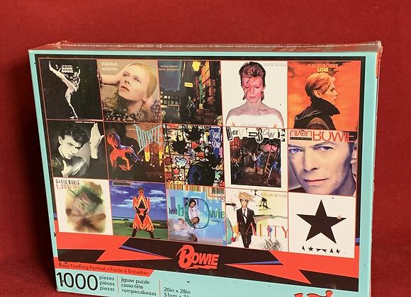 Rompecabezas Bowie 1000 pz 50 x 70 cm
