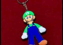 Llavero Luigi