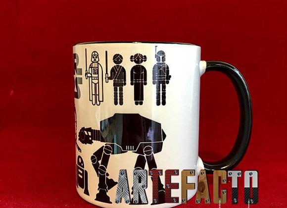 Mug Star Wars 11 onz