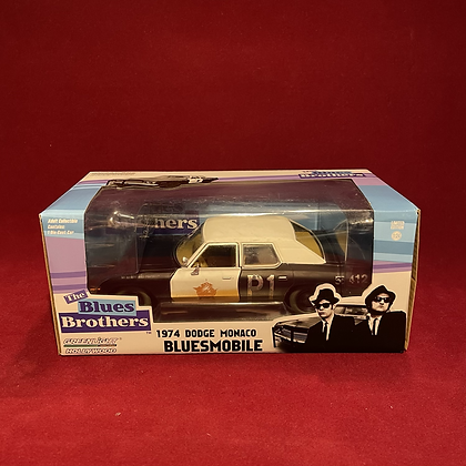 Carro Bluesmobile The blues Brother
