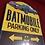 Thumbnail: Placa Batman importada