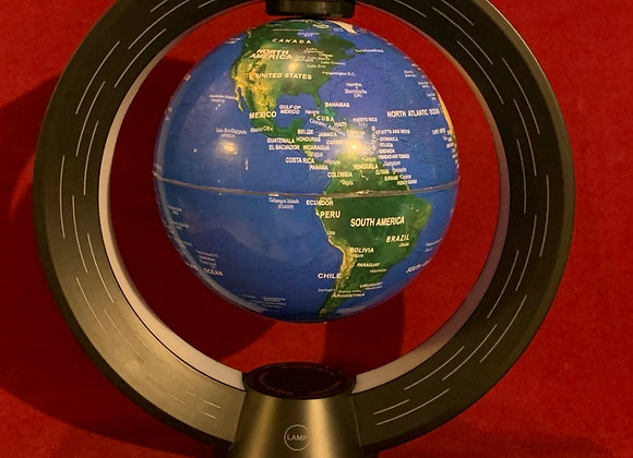 Globo terráqueo Magnetico 16 cm