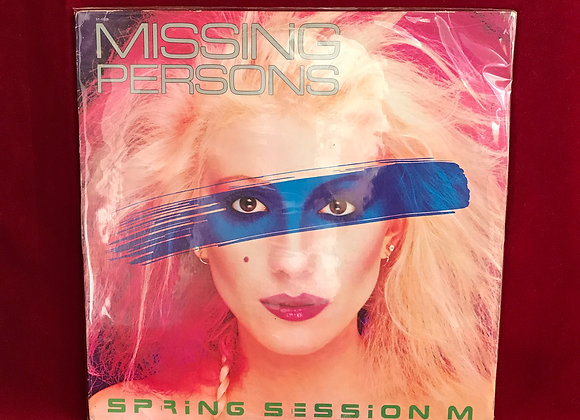 Vinilo Missing Persons