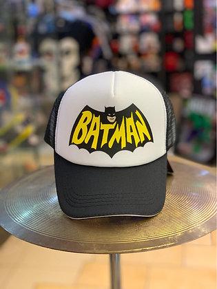 Gorra logo Batman retro