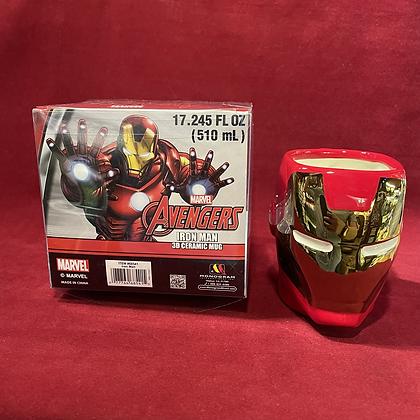 Mug Iron Man oficial