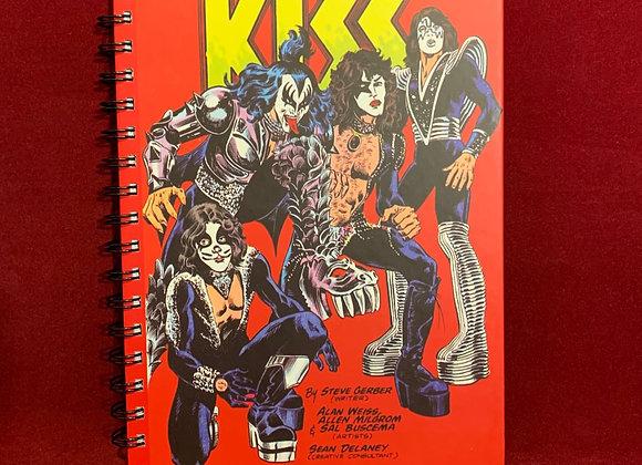 Cuaderno Kiss
