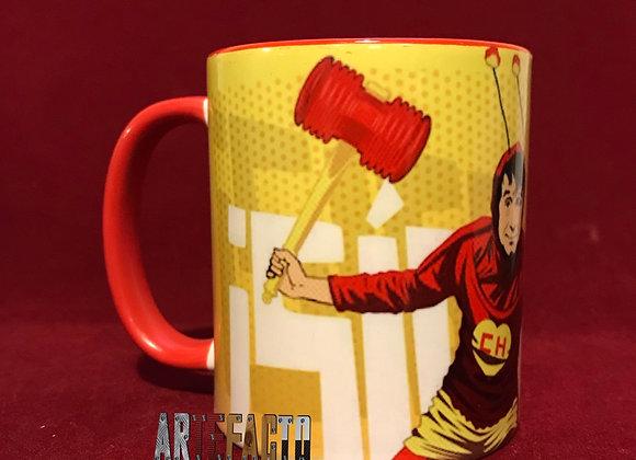 Mug Chapulín colorado
