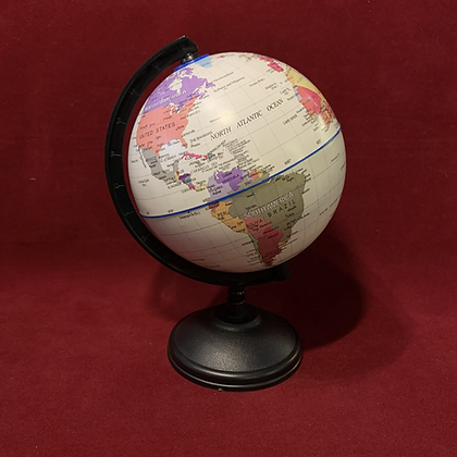 Globo Terraqueo 14-16 cm
