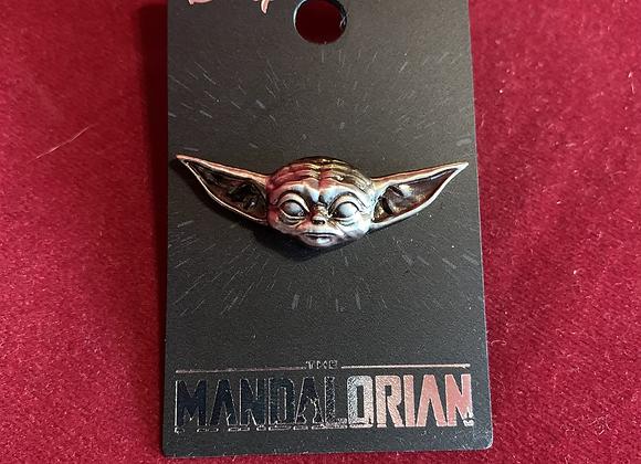 Pin Star Wars Grogu mandalorian