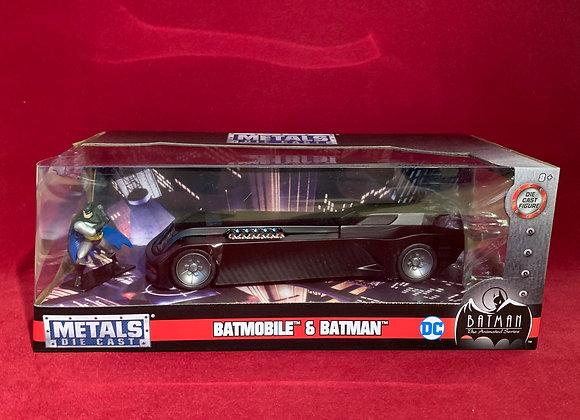 Batmobile serie escala 1.24