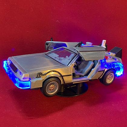 Delorean Back to the  future Time Machine (volver al Futuro)